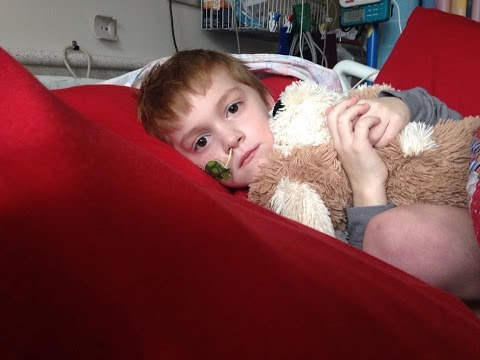 6 year old boy with rare form of drug resistant epilepsy receives Epidiolex