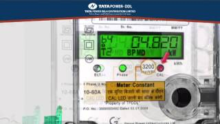 Tata Power –DDL Know Your Meter