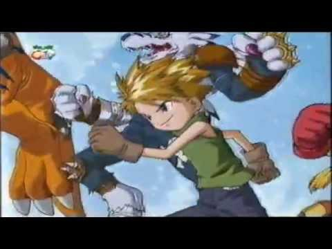 CITV ~ Digimon Digital Monsters introduction ~ Old!