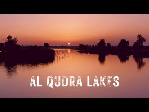 Al Qudra Lakes | Sunrise | Al Marmoom Desert Conservation Reserve | Dubai | UAE