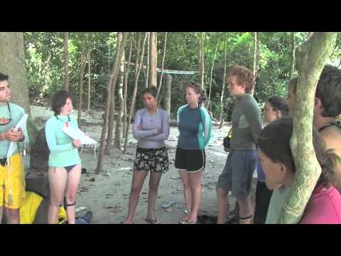 Culture & Ecology of the Andaman, ISDSI Thailand Study Abroad
