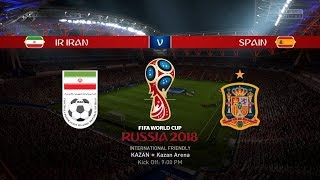 FIFA -18 #2 ROAD TO SPAIN'S WORLD CUP CHAMPIONS RUSSIA 2018