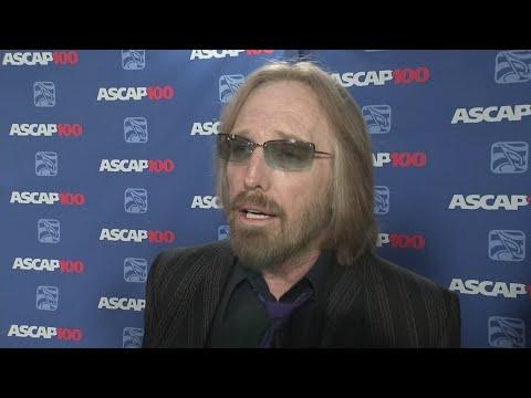 Musician Tom Petty dies aged 66