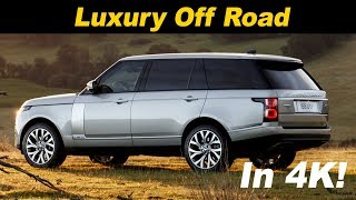 2018 Range Rover Td6 Quick Take Review