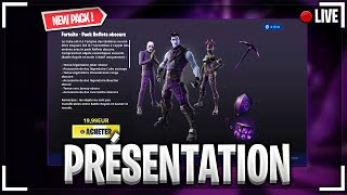 [Live] [Fortnite] Introducing the Dark Reflections Pack - CONCOURS!