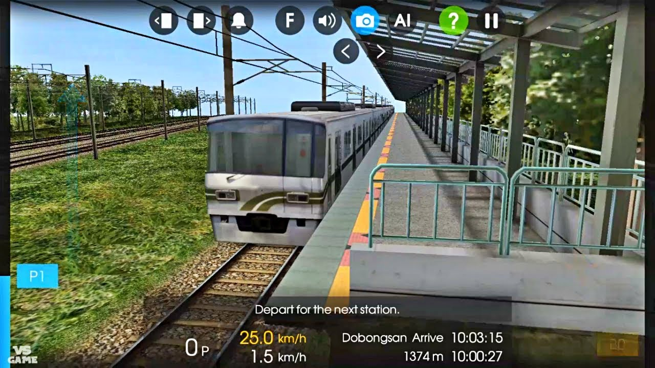 Hmmsim 2 Train Simulator 2019 Android Gameplay