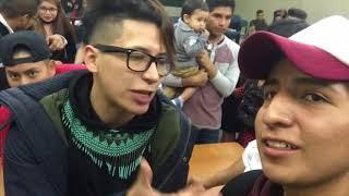 Conociendo youtuber de ecuador— kike jav Antony Swag  Diego villacis