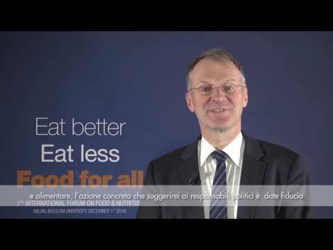 Ben Valk (IT) - 7th International Forum on Food and Nutrition