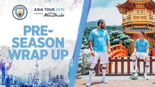 MAN CITY ASIA TOUR WRAP UP | Best moments