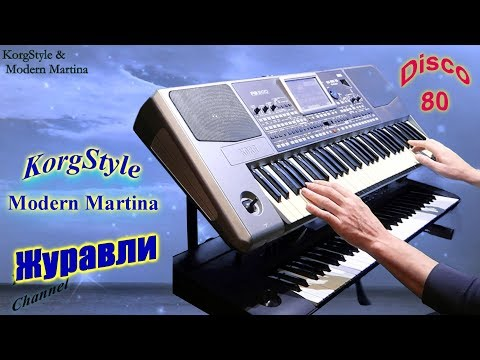 KorgStyle  -Журавли  (Korg Pa 900) DemoVersion