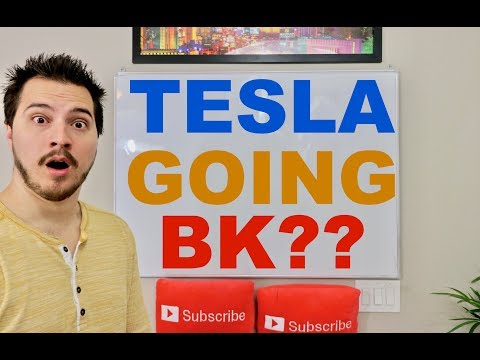 """Hedge Fund Manager says """"Tesla is going bankrupt within months"""""""