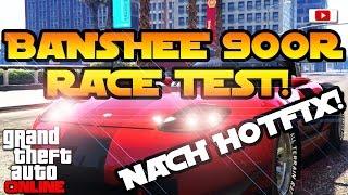 GTA 5 Online - Banshee 900R Race Test VS. Osiris [Bonus Auf Der Acht/Nach Hotfix!]