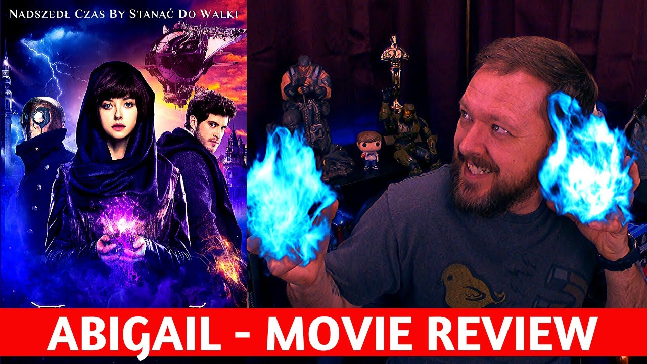 Download Abigail - Movie Review (Steampunk Fantasy Movie!!)