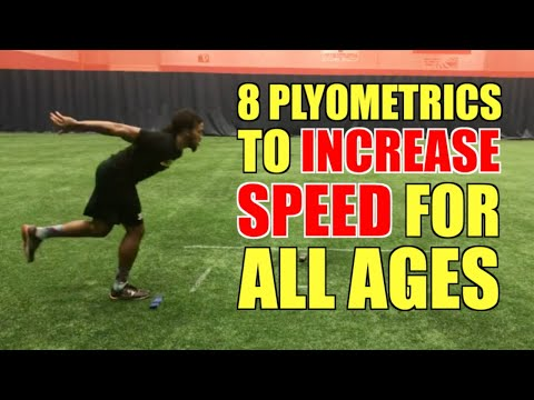 8 BEST Plyometric Exercises To Increase Speed And Agility (For All Ages)