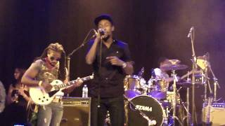 Jah Cure live 2010 - Melkweg Amsterdam 3. Before I leave you / Kings of the Jungle