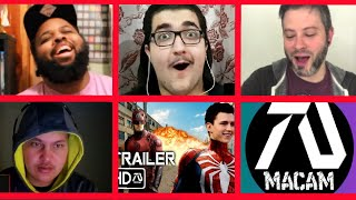 SPIDER MAN FANS react to Spider Man 3 Fan Made Trailer