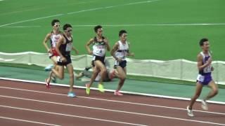2017 陸上 日本選手権 10000m 大迫傑選手 vs 上野裕一郎選手・市田孝選手 白熱の戦い
