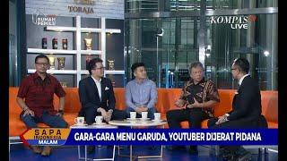 Download Video Belajar Bersama dari Kasus Daftar Menu Kelas Bisnis Garuda Indonesia – Sapa Indonesia Malam MP3 3GP MP4