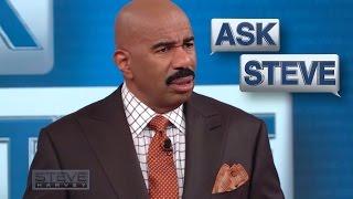 Ask Steve: What the hell!?! || STEVE HARVEY