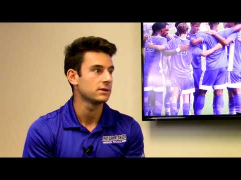 Titan Sports Time With Men's Soccer Player Marc Grifell
