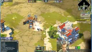 Age Of Empires Online Walkthrough - Pt.209 Greek - Even More Cretins Hard 30 Solo (i)