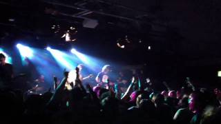 Pulled Apart By Horses - High Five Swan Dive Nose Dive - London Garage, 2/12/10