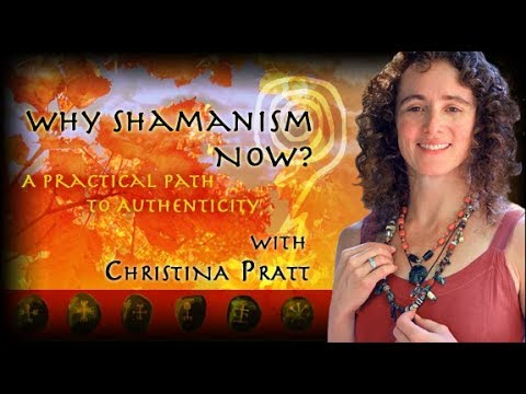 """Why Shamanism Now?"" Winds of Spirit with Renee Baribeau"