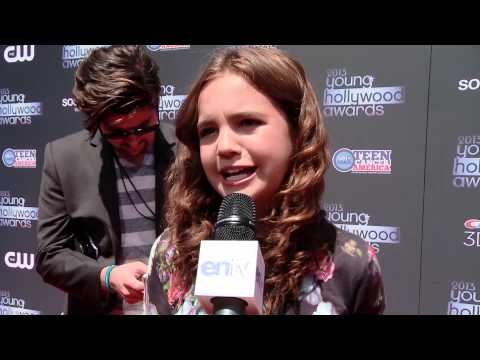 Bailee Madison Interview - Young Hollywood Awards 2013