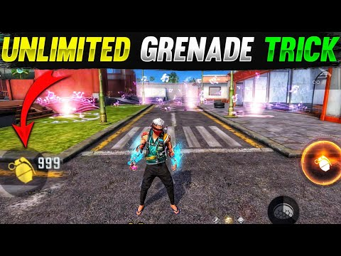 Download Top 5 New Unknown Tricks in free fire    Unlimited grenade Trick 100% Working in Garena free fire
