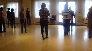 Don't Go Crying To Your Mama line dance by Laura Carvill (Aug. 2013)