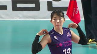 한국도로공사 : 흥국생명 챔피언 결정 3차전(2019.03.25)