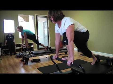 On the Run Pilates.mov