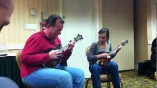 Sierra Hull & Adam Steffey- Big Sciota
