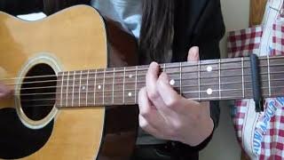 フジファブリック「ペダル」.弾いてみました。