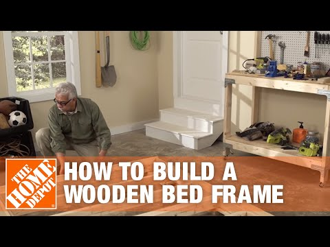 diy-bed-frame:-how-to-make-a-wooden-bed-frame-|-the-home-depot
