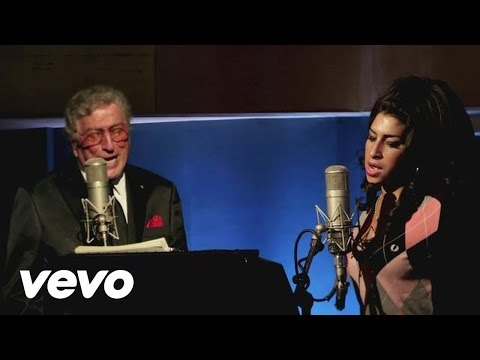 Tony Bennett, Amy Winehouse - In The Studio with Tony Bennett & Amy Winehouse