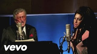In The Studio With Tony Bennett Amy Winehouse From Duets Ii The Great Performances