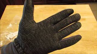 HiCool Winter Gloves Touch Screen Gloves Thermal Gloves for Men Women