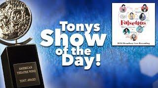 Falsettos – Tony Awards Show of the Day