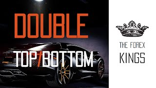 Win 7/10, with double top/bottom pattern (Full FOREX strategy).
