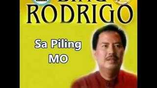 Sa Piling Mo Karaoke Bing Rodrigo