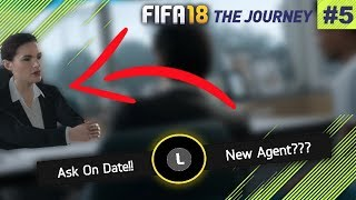 New GIRL Character On The Journey?!😱😍 - FIFA 18 The Journey (Ep. 5)
