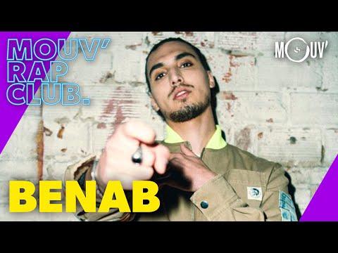Youtube: BENAB:«Dracarys», Sevran, Maes, le chant, son prochain album..