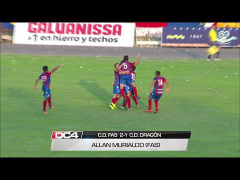 Gol - Allan Murialdo (Fas)