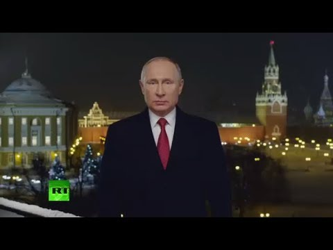 Putin's New Year Address 2019