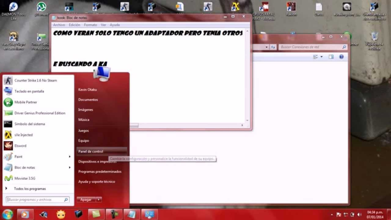 descargar controlador de wifi para windows 7 ultimate 64 bits