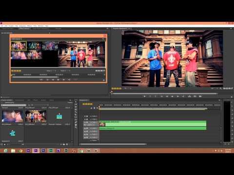 Editing Music Videos | Multi - Cam Edit pt 2
