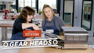 Gear Heads | Indoor Pizza Ovens for Restaurant-Quality Pizzas