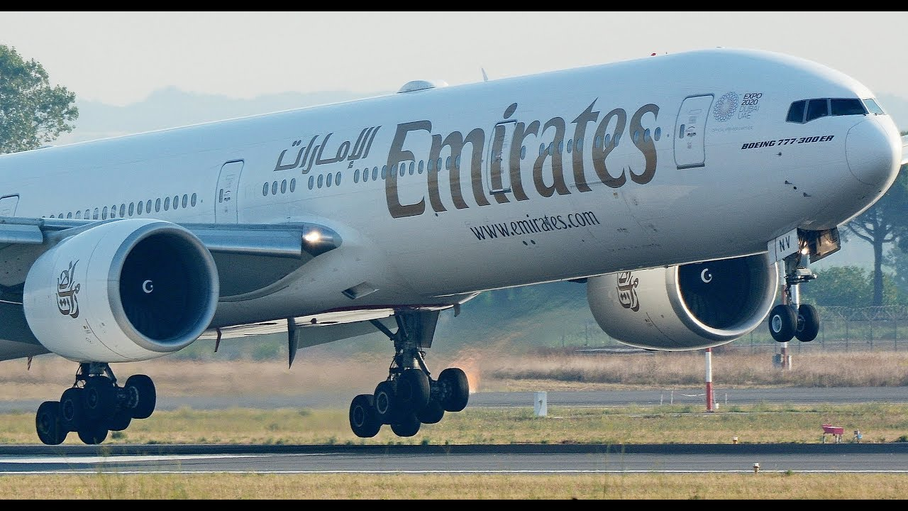 Download Early Morning Landings Rome FCO airport • Plane Spotting July 2019 • A380, A350-1000, A340, 777, 767
