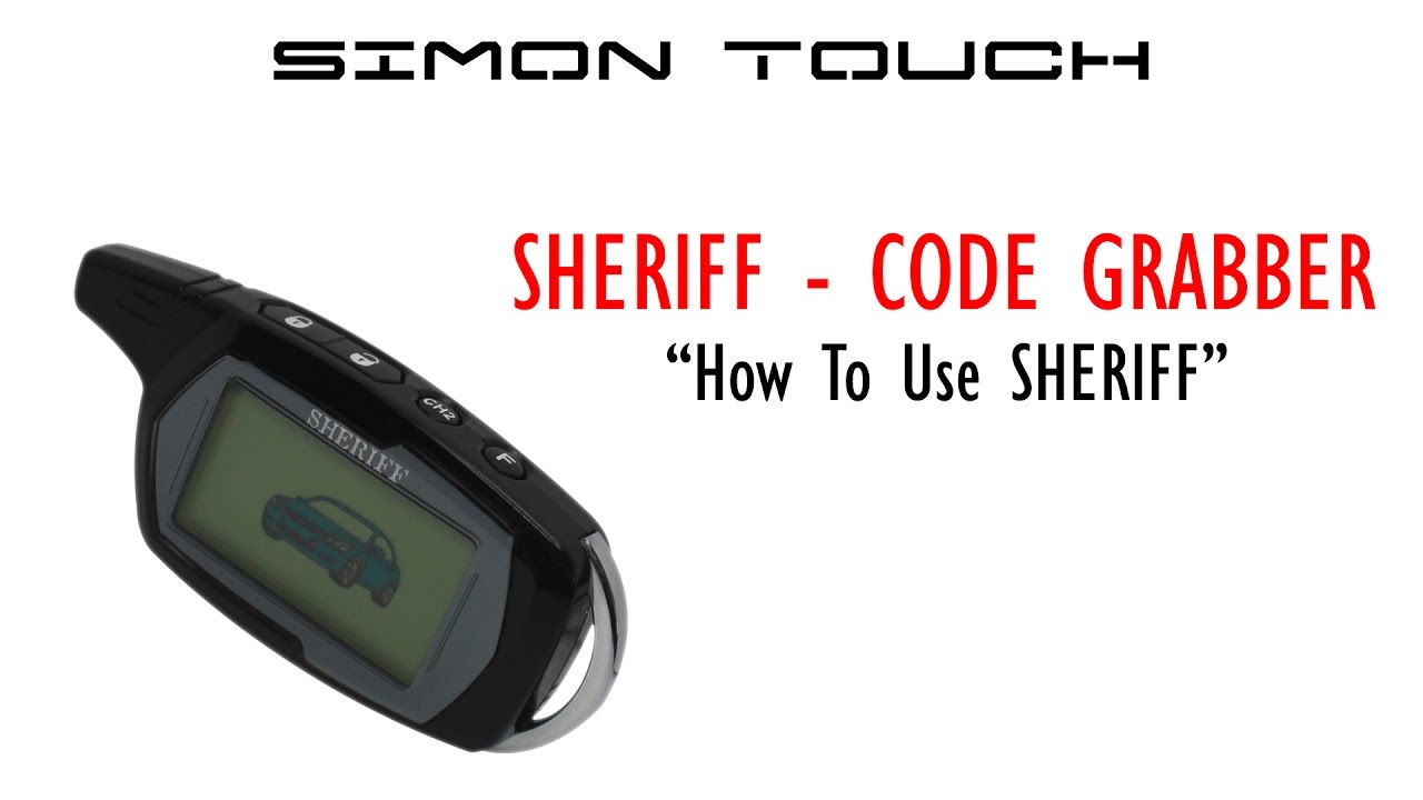 Sherif Code Grabber How To Use It Youtube